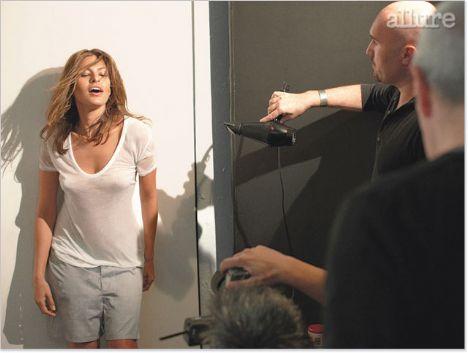 Eva Mendes Vogue'a soyundu - 26